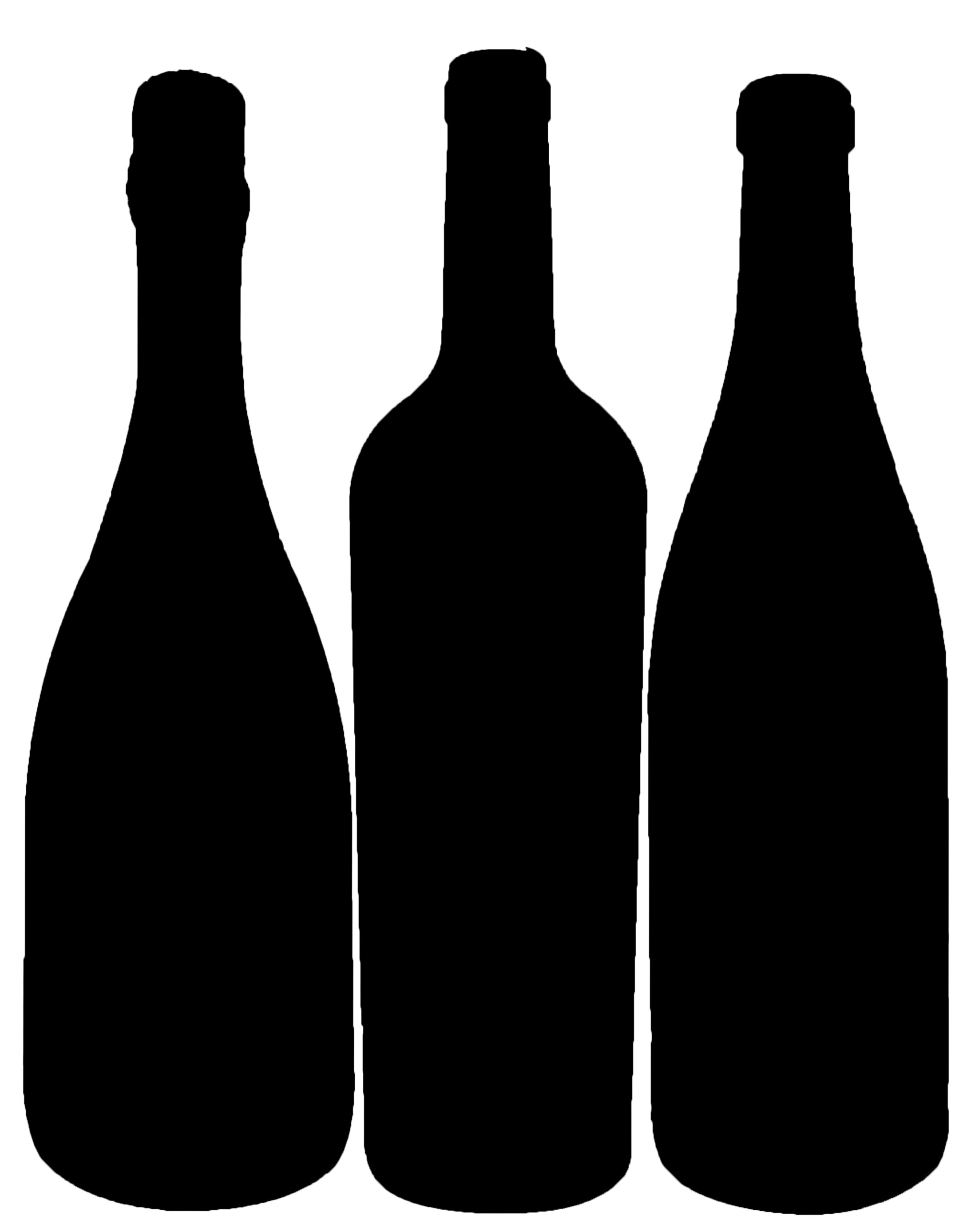 Wine bottle clipart black clip art royalty free Liquor Bottle Cliparts | Free download best Liquor Bottle Cliparts ... clip art royalty free