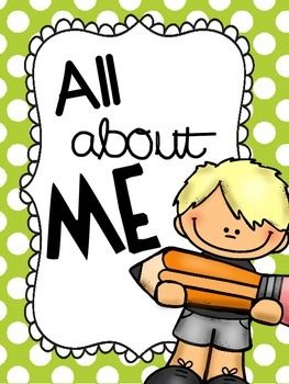 Clipart all about me jpg black and white library All About Me Clip Art (106+ images in Collection) Page 2 jpg black and white library