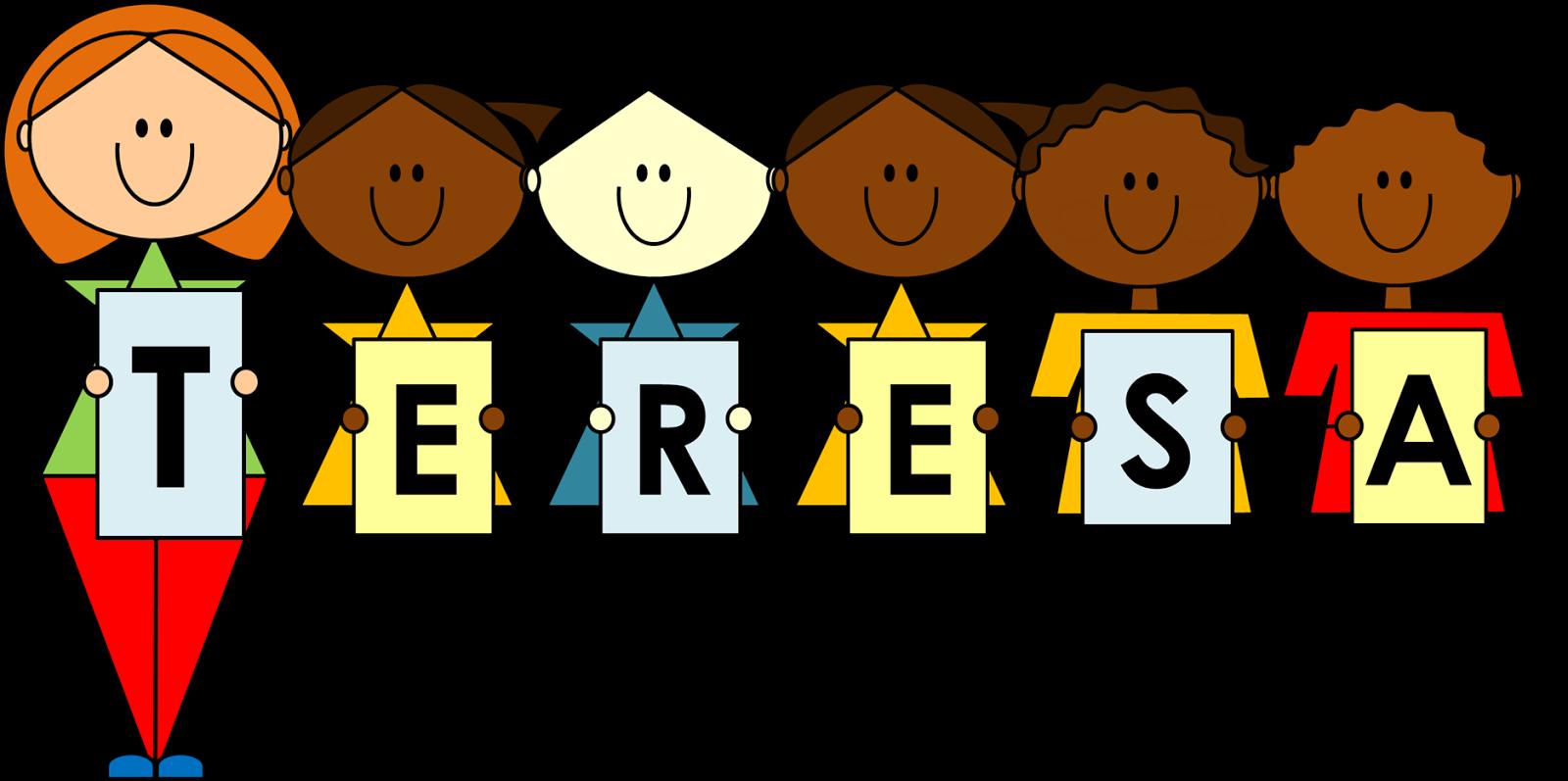 Clipart alphabet clipart freeuse One Teacher's Adventures: Alphabet Kids Clip Art!! clipart freeuse