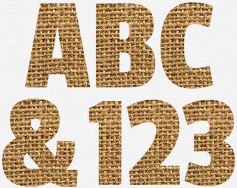 Clipartfest rustic. Clipart alphabet letter e on burlap