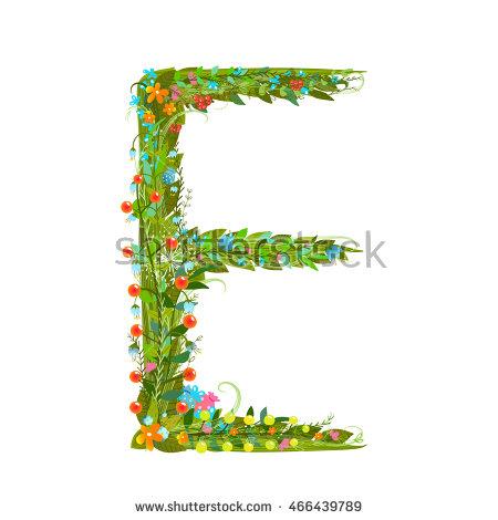 Clipart alphabet letter e on burlap. Intricate clipartfest elegant