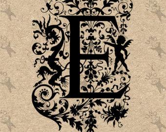Clipart alphabet letter e on burlap graphic black and white Clipart alphabet letter e on burlap - ClipartFest graphic black and white