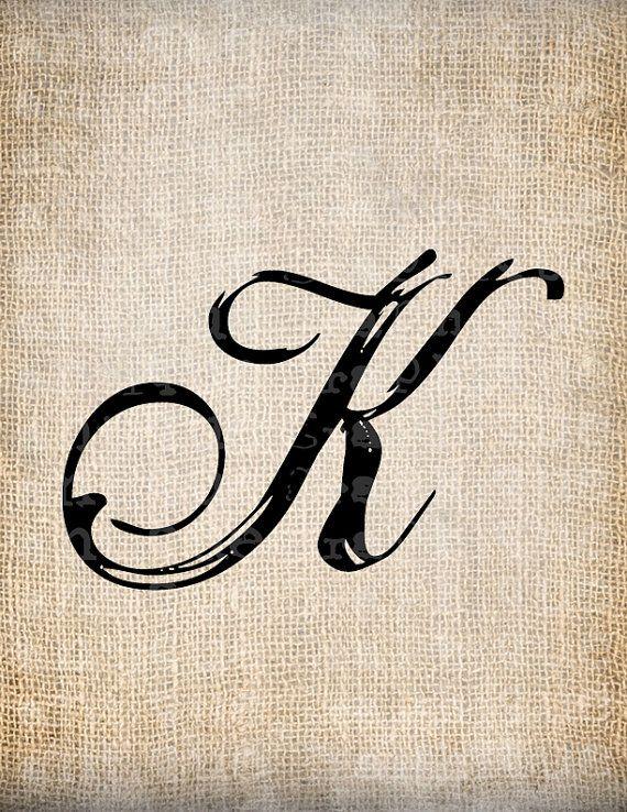 Clipart alphabet letter e on burlap. Clipartfest antique k script