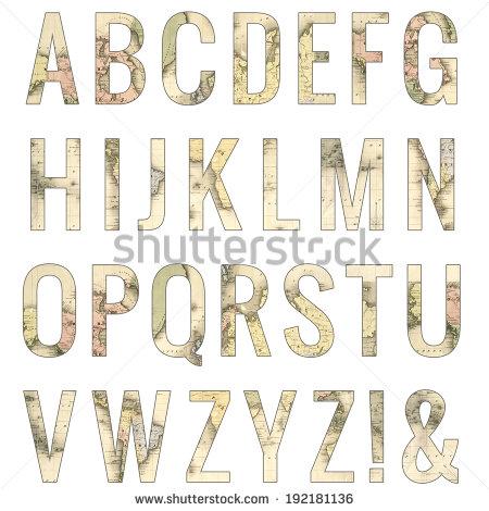 Clipart alphabet letter travel image royalty free stock Clipart alphabet letter travel - ClipartFest image royalty free stock
