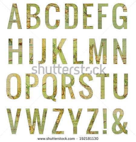 Clipart alphabet letter travel image Clipart alphabet letter travel - ClipartFest image