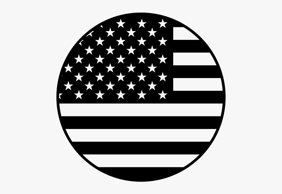 Clipart american flag in the shape of usa banner royalty free American Flag Rubber Stamp - Us Flag In Round Shape #2447882 - Free ... banner royalty free
