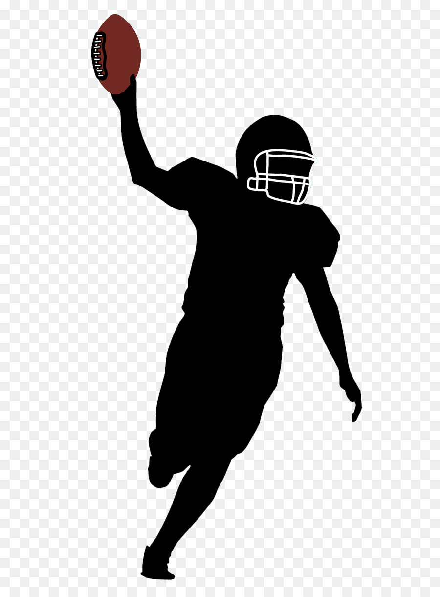 Clipart american football picture freeuse American Football Background clipart - Nfl, Football, Silhouette ... picture freeuse
