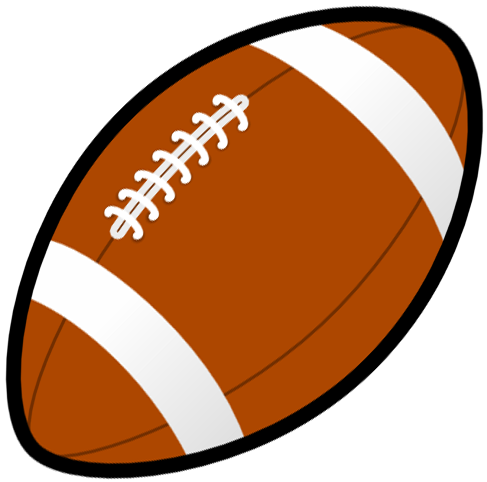 Football pictures clipart free. Nfl cliparts download clip