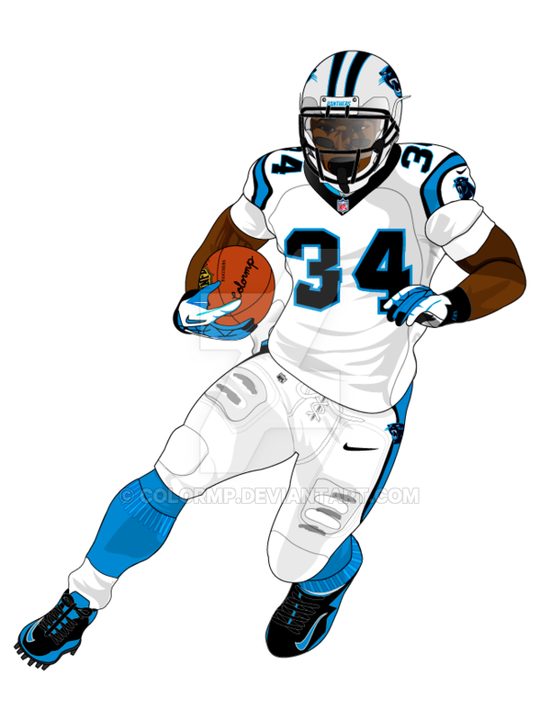 Free football player clipart clipart freeuse download Football Players Drawing at GetDrawings.com | Free for personal use ... clipart freeuse download
