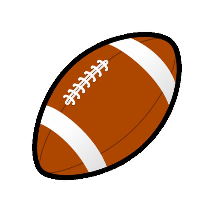 Printable football clipart vector free 100+ American Football Clipart | ClipartLook vector free