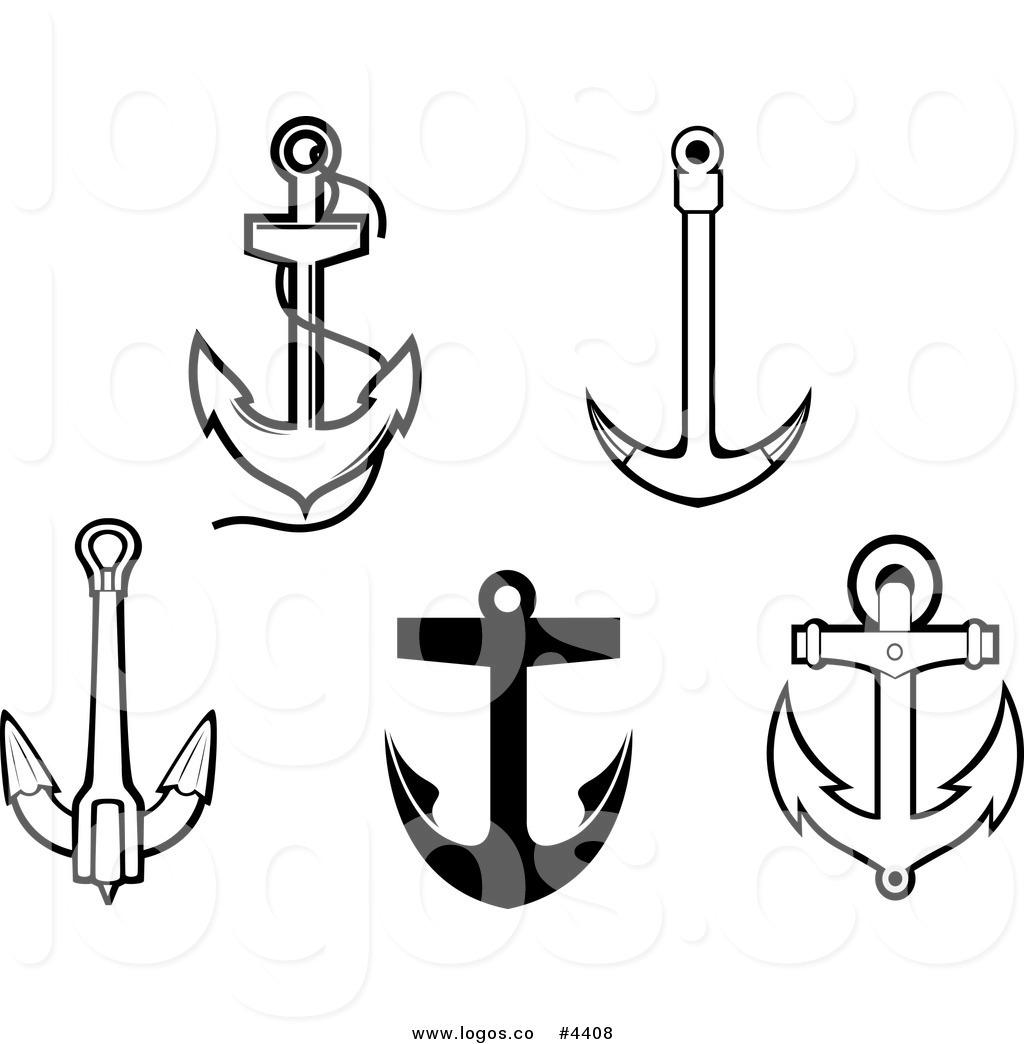 Clipart anchor logo clip black and white stock Clipart anchor logo - ClipartFest clip black and white stock