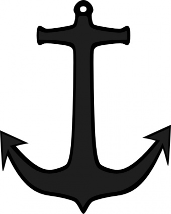 Clipart anchor silhouette jpeg. Jpg clipartfest anchorclipart