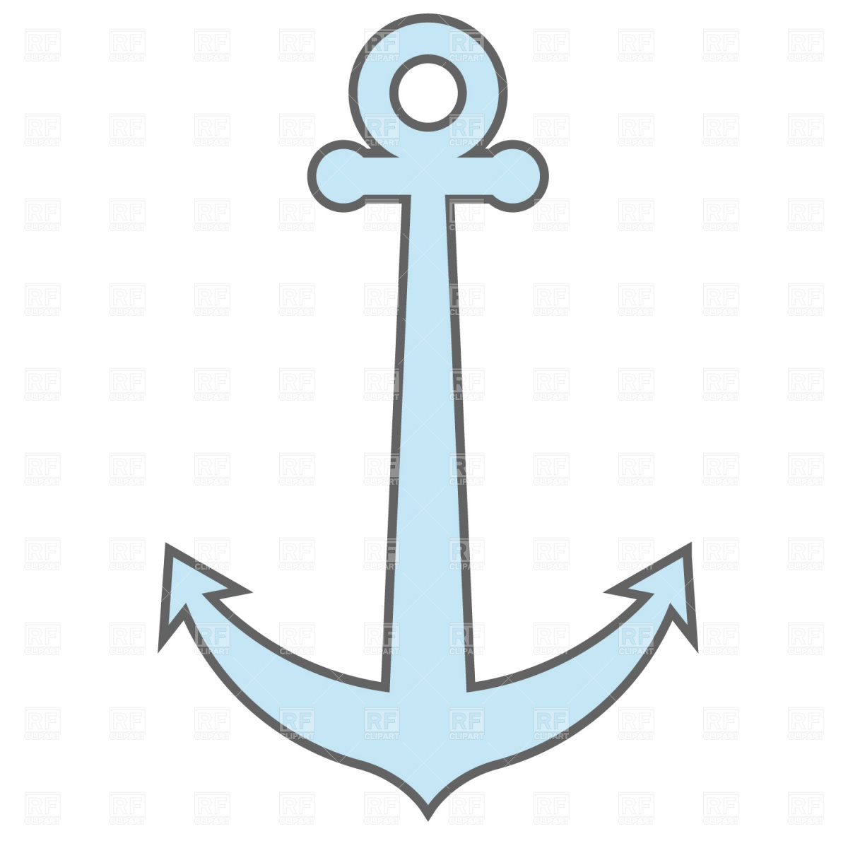 Boat kid catalog objects. Clipart anchor silhouette jpeg
