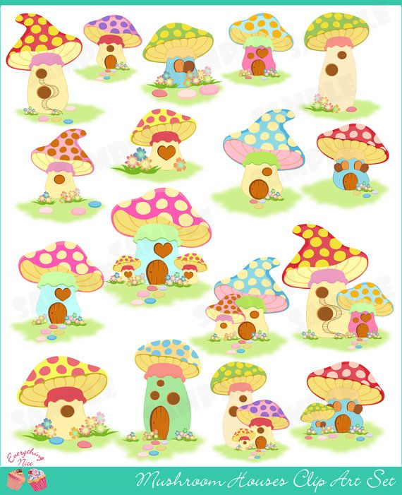 Clipart and printables svg library library 17 Best ideas about Mushroom Clipart on Pinterest | Mushroom ... svg library library