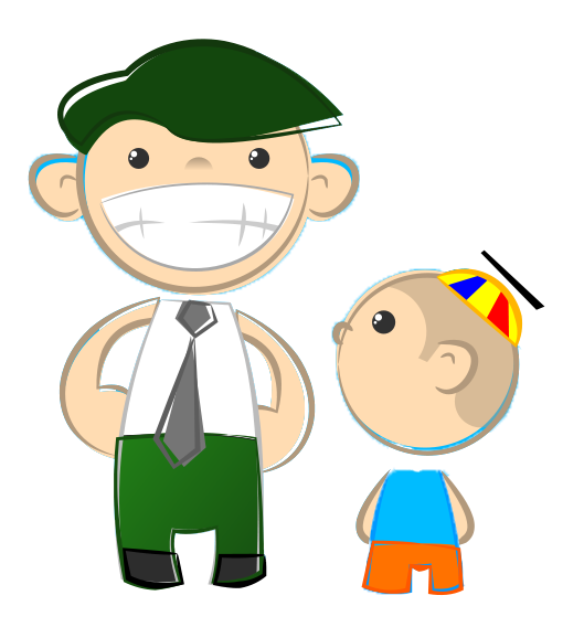 Dad and son clipart png black and white Free Father Son Clipart, Download Free Clip Art, Free Clip Art on ... png black and white