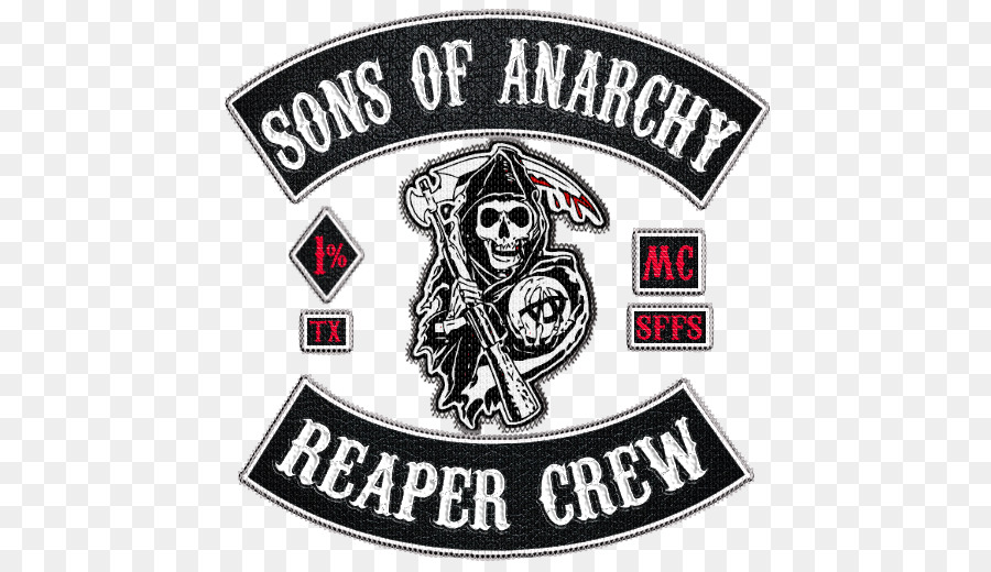 Clipart and sons picture library library Sons Of Anarchy Logo clipart - Font, Tshirt, Label, transparent clip art picture library library