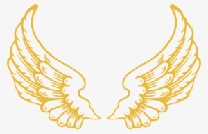 Clipart angel wings gold graphic royalty free library Gold Wings PNG, Free HD Gold Wings Transparent Image - PNGkit graphic royalty free library