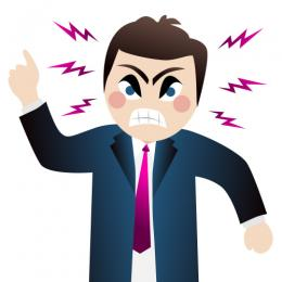 Anxiety and anger clipart banner royalty free library Angry People Clip Art | LoveToKnow banner royalty free library