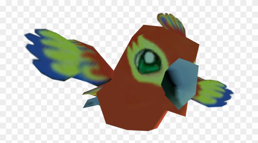 Clipart animal adventure graphic freeuse Parrot Clipart Tail - Sonic Adventure 2 Animals Bear - Png Download ... graphic freeuse