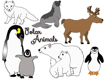 Clipart animal adventure clip freeuse stock Free Winter Animals Cliparts, Download Free Clip Art, Free Clip Art ... clip freeuse stock