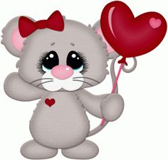 Clipart animal hearts graphic library Heart Animals Cliparts - Cliparts Zone graphic library