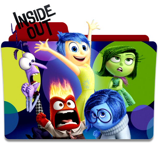 Clipart animated character icon inside out image free stock Inside Out 2015 by Kareembeast on DeviantArt image free stock