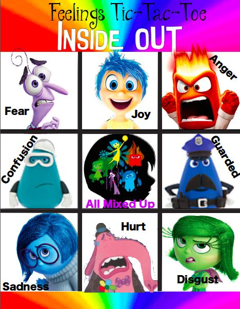 Clipart animated character icon inside out banner royalty free 1000+ images about Inside Out ~ EMOTIONS on Pinterest   Disney ... banner royalty free