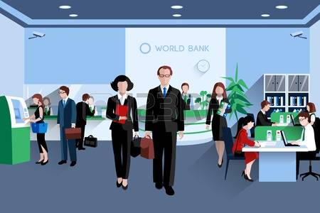 Clipart animations of a career bank of people svg freeuse stock 289,976 Bank Stock Vector Illustration And Royalty Free Bank Clipart svg freeuse stock