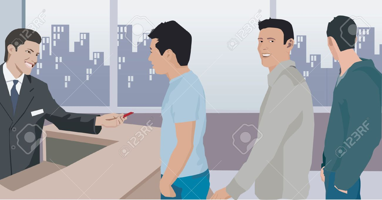 Clipart animations of a career bank of people vector library download Clipart animations of a career bank of people - ClipartFest vector library download