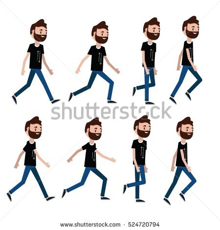 Clipart animations of a career bank of people jpg transparent download Animation Stock Images, Royalty-Free Images & Vectors | Shutterstock jpg transparent download
