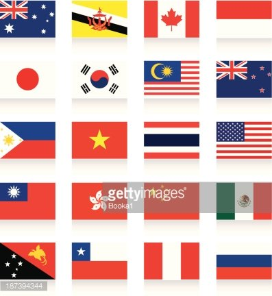 Clipart apec banner freeuse library Asia Pacific Economic Cooperation Apec Flag Collection premium ... banner freeuse library