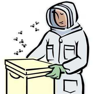 Clipart apiculteur picture transparent download L\'entretien des ruches - SYNDICAT APICOLE ARTESIEN picture transparent download