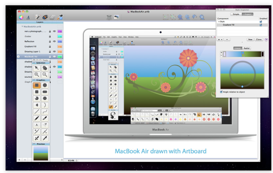 Clipart app for mac banner Top 10 Mac Apps For Artists And Designers - TheAppWhisperer banner