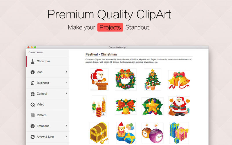 Clipart app for mac clipart black and white stock Clipart 2000+ on the Mac App Store clipart black and white stock