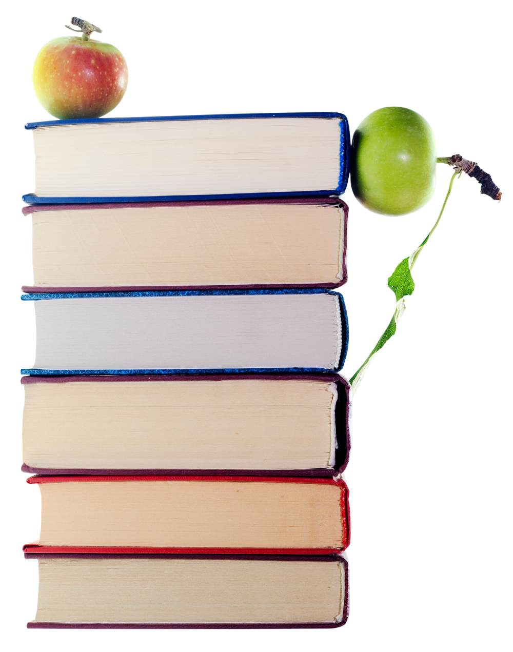Clipart apple and books picture Green Apples in Stack of Books PNG Image - PurePNG | Free ... picture