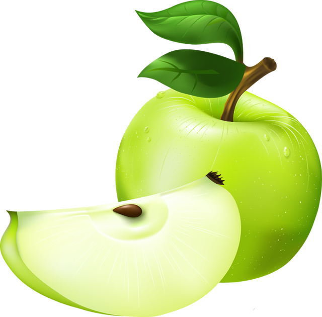 Clipart green apple clip library stock Green Apple PNG Photos | PNG Mart clip library stock