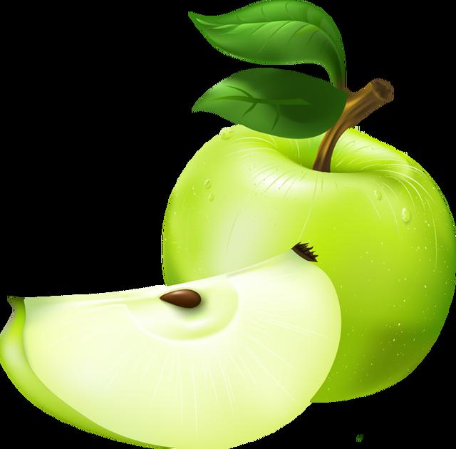 Green apple clipart png jpg stock Green Apple PNG Photos | PNG Mart jpg stock