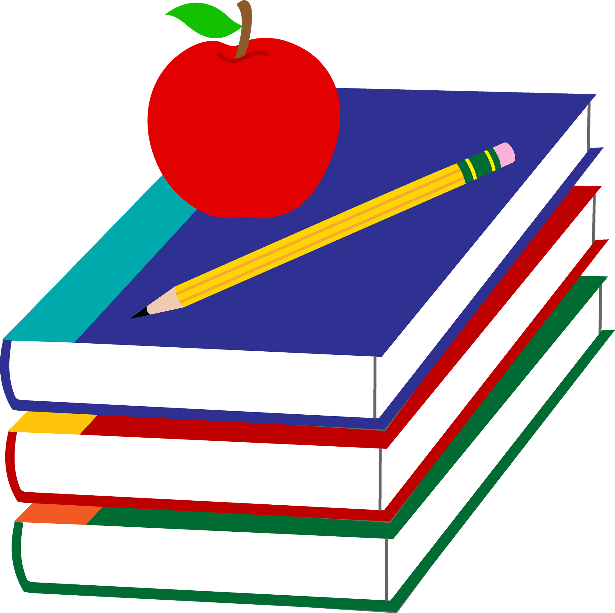 Clipart apple on book 2007 images graphic library library learnportwiki14 / Computer Class Extraordinaire! graphic library library