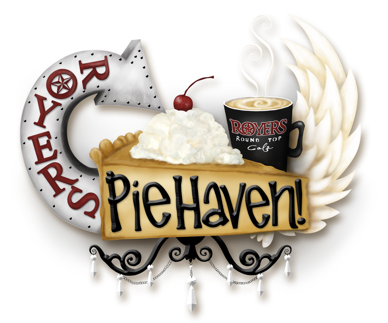 Clipart apple pie double crust and ice cream image free download Menu | Royers Pie Haven image free download