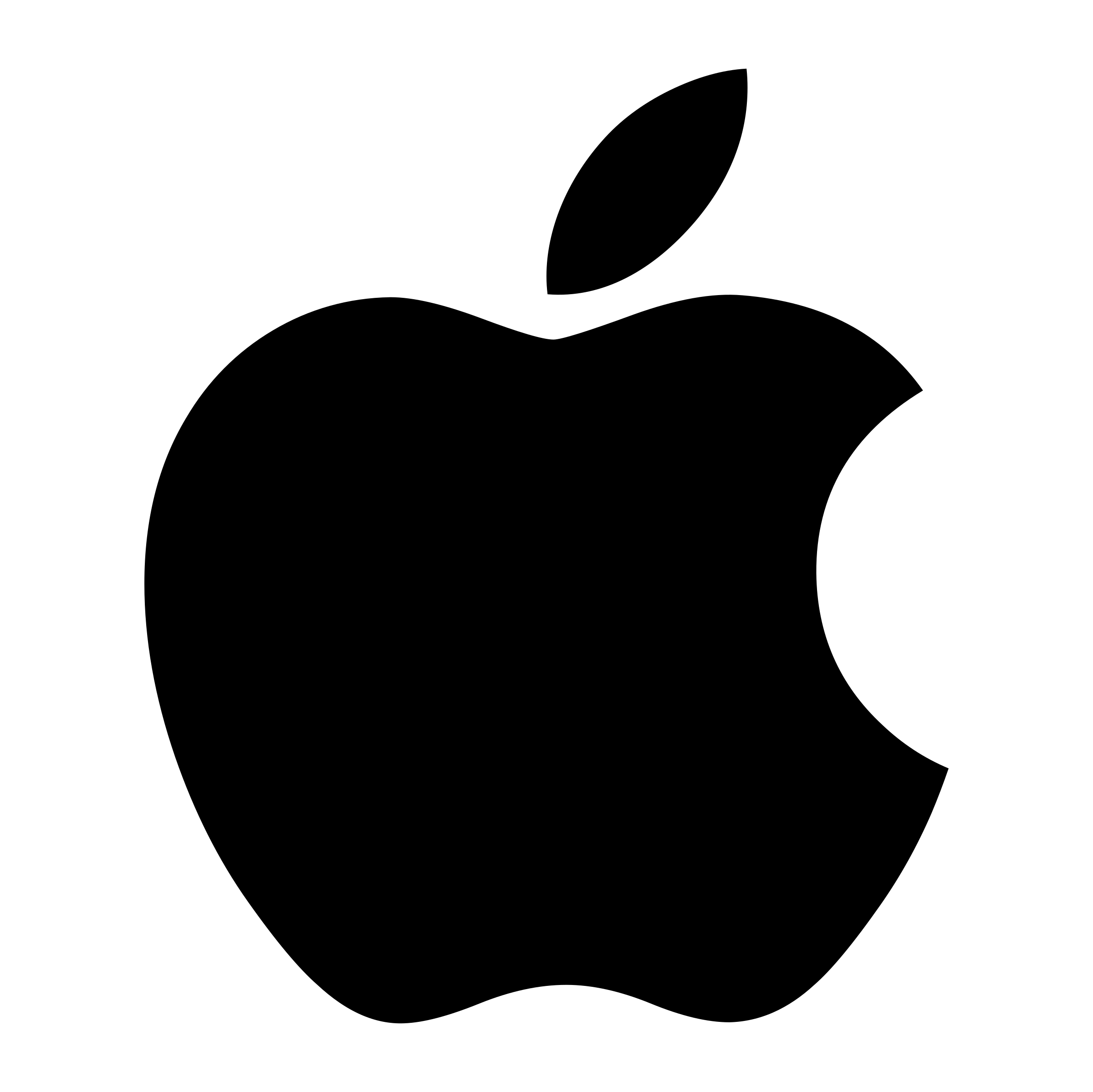 Clipart apple png white clip royalty free Apple Logo PNG Transparent & SVG Vector - Freebie Supply clip royalty free
