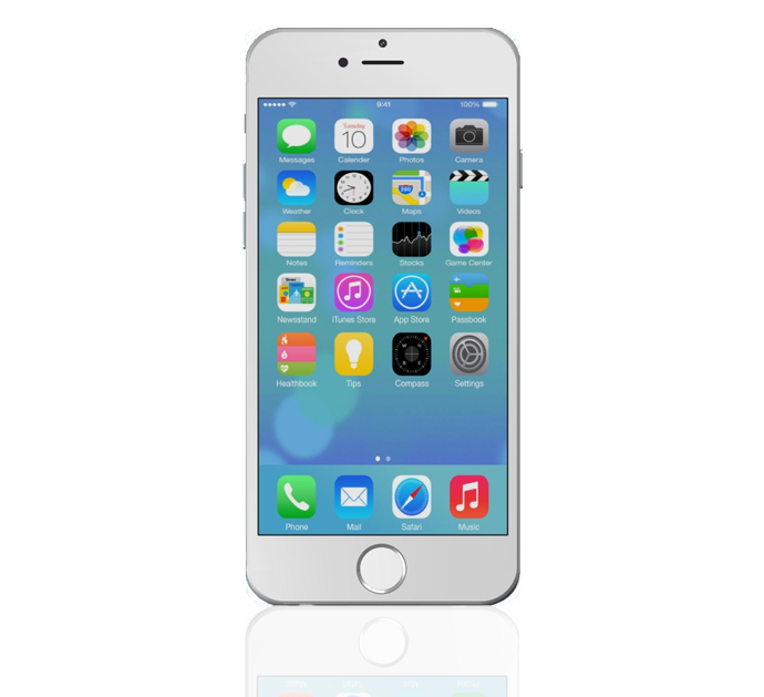 Iphone 6 plus clipart image clip freeuse library Download apple iphone clipart hq image freeimg – Gclipart.com clip freeuse library