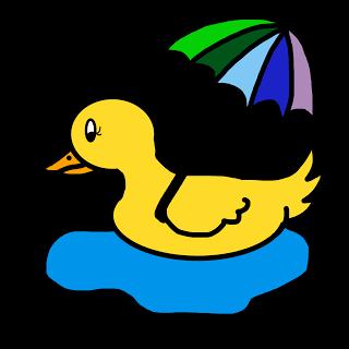Clipart april showers png download April showers clip art hostted - WikiClipArt png download