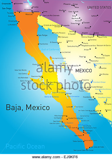 Clipart aqueducts of california map banner freeuse download California Road Map Stock Photos & California Road Map Stock ... banner freeuse download