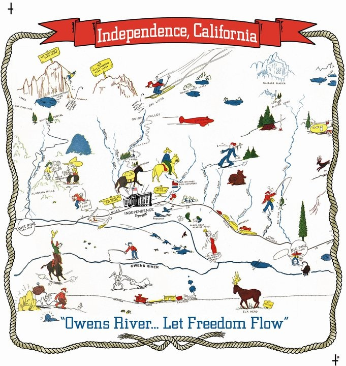 Clipart aqueducts of california map graphic royalty free library 17 Best images about Independence, California on Pinterest | Post ... graphic royalty free library