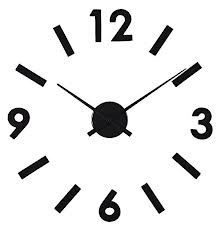Clipart arabic clock png black and white library Clock Dial With Arabic Numbers - ClipArt Best png black and white library