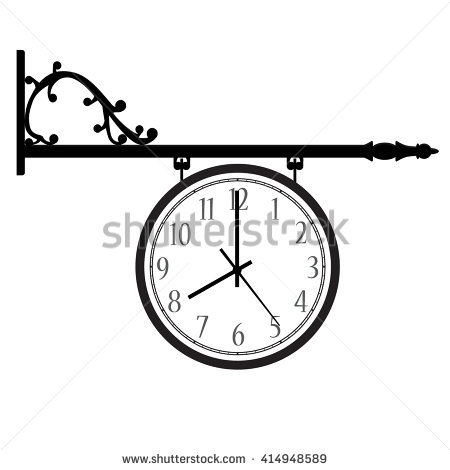 Clipart arabic clock freeuse stock Arabic Clock Dial Numerals Stock Photos, Royalty-Free Images ... freeuse stock