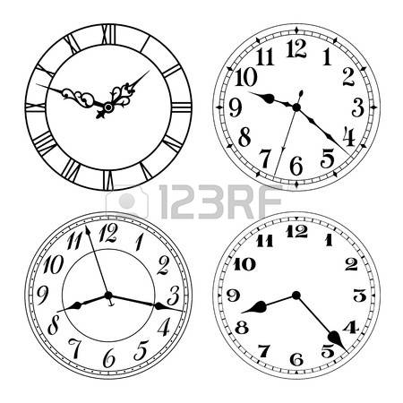 Clipart arabic clock graphic library library 22,161 Clock Dial Cliparts, Stock Vector And Royalty Free Clock ... graphic library library