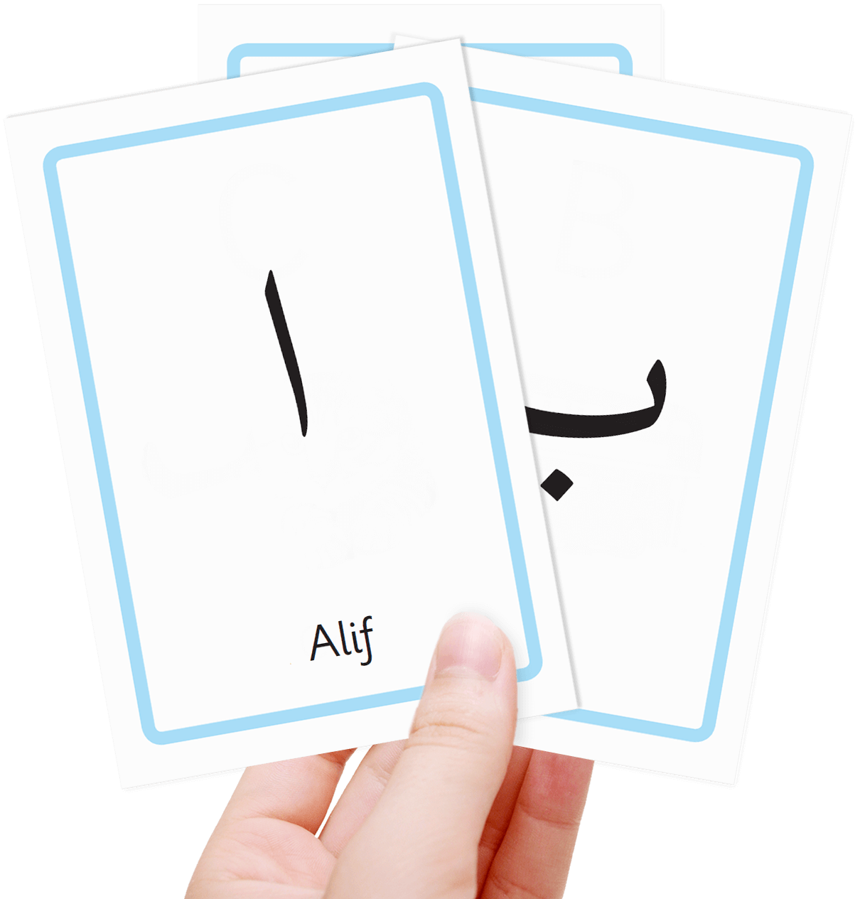 Clipart arabic letters graphic freeuse stock Free Arabic alphabet flashcards for kids - Totcards graphic freeuse stock