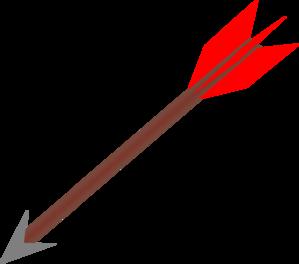 Clipart archery arrow graphic transparent stock Arrow Clip Art at Clker.com - vector clip art online, royalty free ... graphic transparent stock