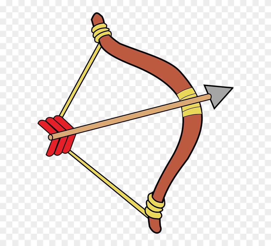 Clipart archery arrow vector free stock Image Free Download Archery Vector Word - Clipart Bow And Arrow ... vector free stock